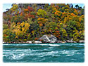 Niagara Falls Whirlpool and Deveil's Hole